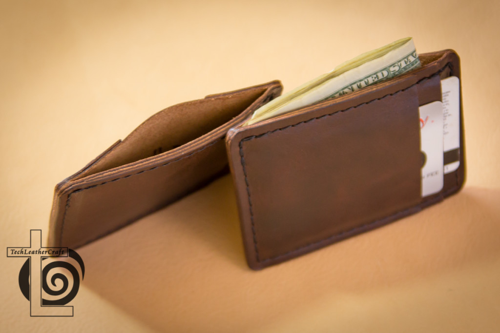 Two Slim Wallets