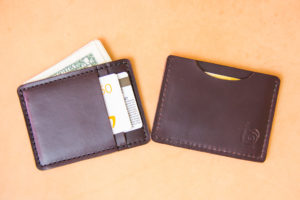 Horween Chromexcel Leather Multi-Slim Wallet