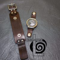Huawei Watch Leather Cuff Detachable