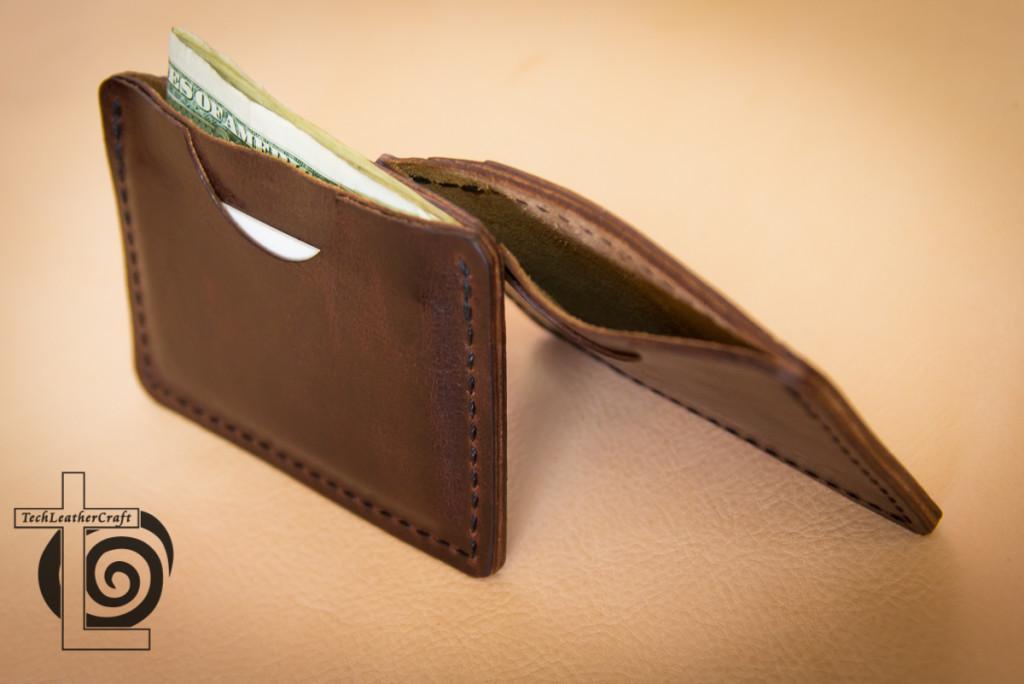 Two Slim Wallets