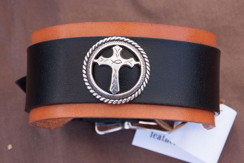 Biker Christian Cross