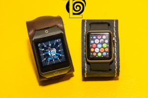 Apple Watch Leather Watch Cuff