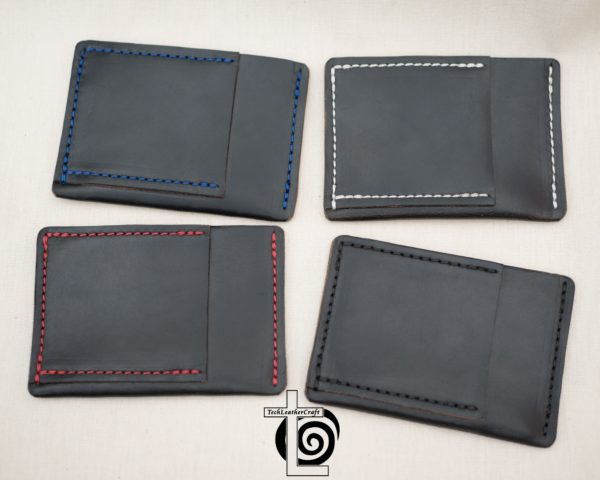Black Horween Chromexcel Wallet