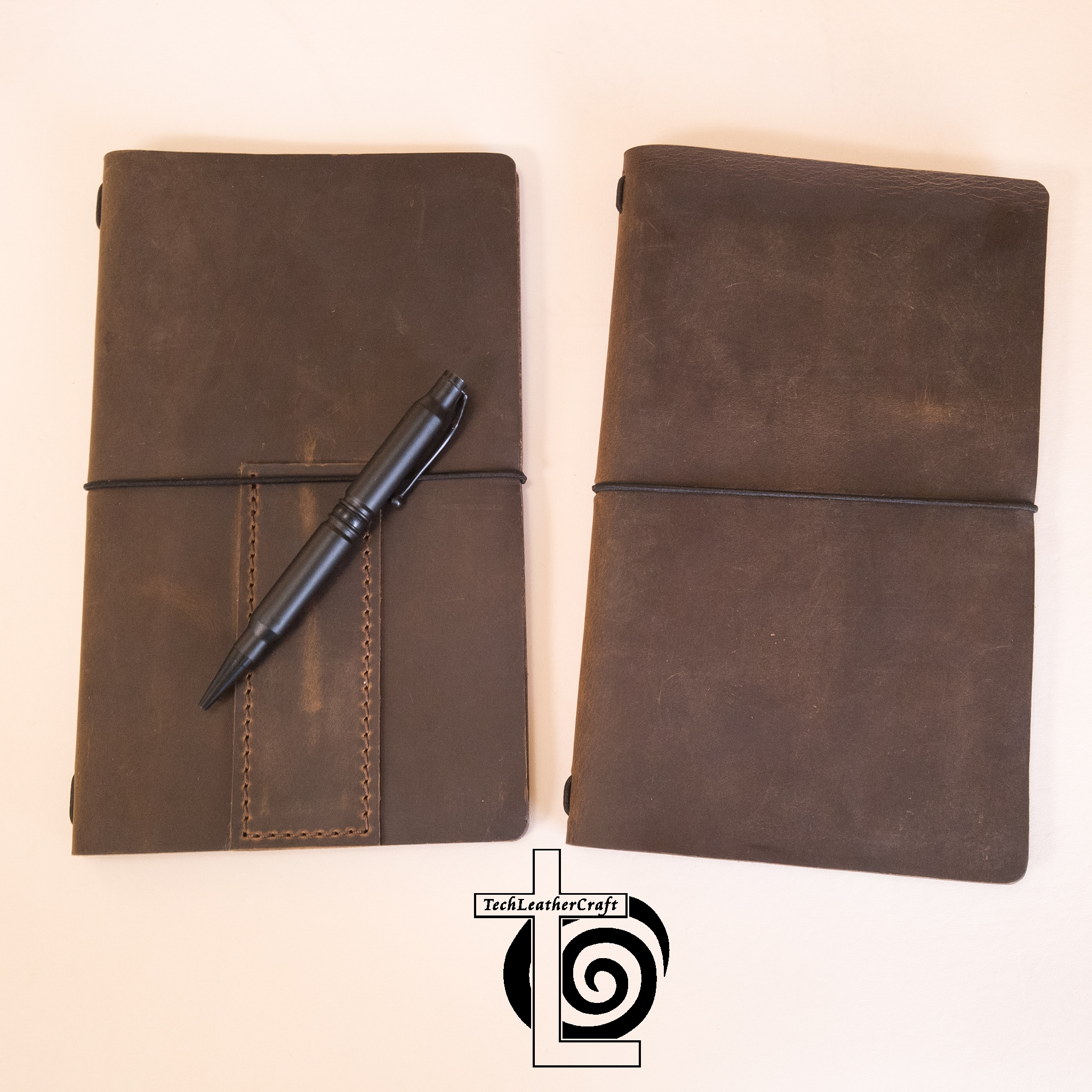 Leather Moleskine Amp Field Notes Midori Journal Notebook